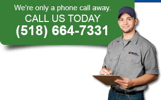 We're only a phone call away Call Us Today (518) 664-7331